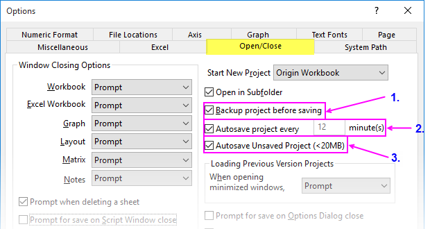Project recovery tools options.png