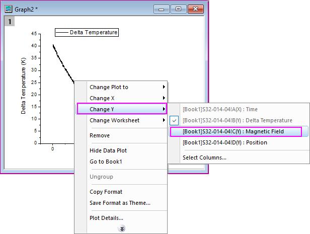 Help online tutorials creating a graph tutorial creating graph new 01g ccuart Gallery
