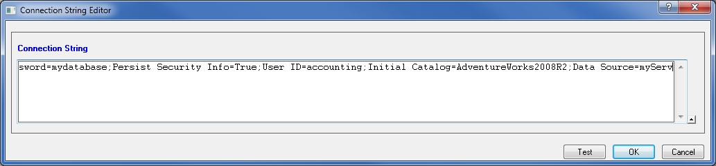 sql help text This ssms newbie is trying to print the results of a query instead of having it directed to the grid i followed the following steps: management studio -- tools --options -- query results .
