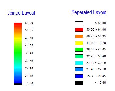 Help Online Origin Help Color Scales