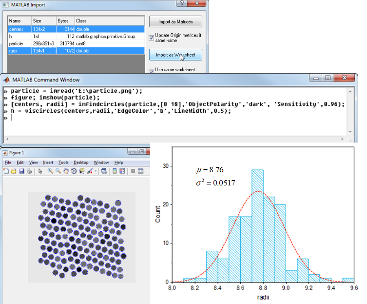 help with matlab Matlab helps you take your ideas beyond the desktop you can run your analyses on larger data sets, and scale up to clusters and clouds matlab code can be integrated with other languages, enabling you to deploy algorithms and applications within web, enterprise, and production systems.