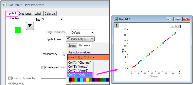 Help Online - Origin Help - Match Modifiers by