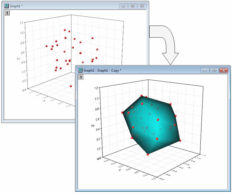3D Convex Hull - File Exchange - OriginLab