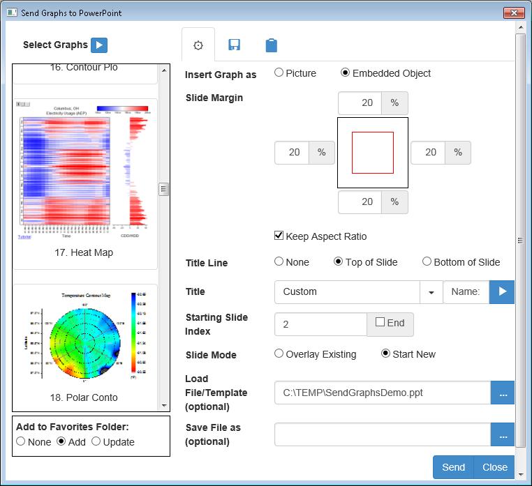 send graphs to powerpoint - file exchange - originlab, Modern powerpoint