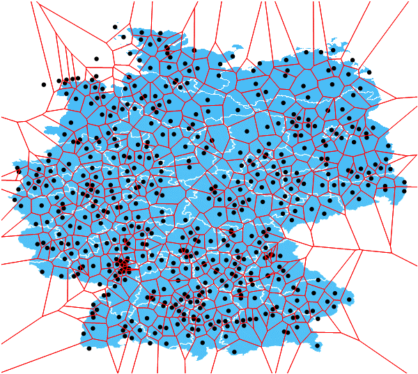 Voronoi diagram file exchange originlab voronoi diagram screen shot and video ccuart Image collections