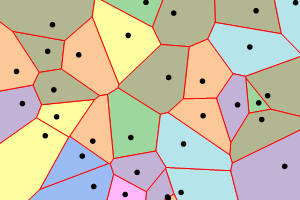 Voronoi Diagram