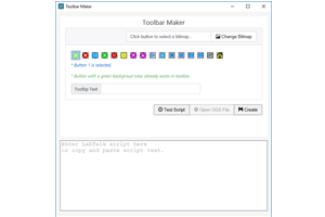 Toolbar Maker
