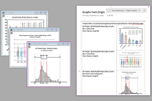 Send Graphs to OneNote
