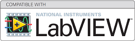 Origin and OriginPro are compatible with National Instruments LabVIEW™